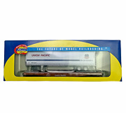 Athearn Ho 92072 92071 Union Pacific 50' Flats With 45' Trailer Load