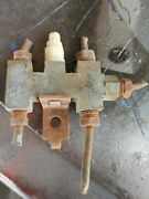 1967 Mustang Brake Distribution Block With Pressure Switch