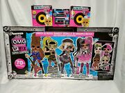 Lol Surprise Deluxe Present L.o.l. - Pink Miss Partay And Sprinkles Deluxe Bundle