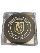 Logan Couture Stanley Cup Playoffs Game 6 Goal Scored Puck Golden Knights/sharks