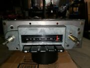 1970 1971 1972 Gto Lemans Tempest Red Dot Am Fm Stereo Radio Serviced Nice