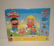 Play-doh Mr. Potato Head Tater Creator Set W/8 Containers - 20plus Combinations