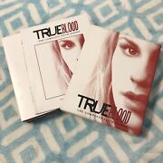 True Blood The Complete Fifth 5th Season Blu-ray Disc 2010 5-disc Set