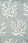 Surya Bdw-4010 Boardwalk Coastal Rectangle Ivory 8and039 X 11and039 Area Rug