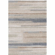 Orian Mystical Modern Motion Muted Blue 9and039 X 13and039 Area Rugs 7017