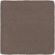 Surya M-265 Mystique Solids And Borders Rectangle Charcoal 12and039 X 15and039 Area Rug
