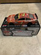 2014 Kevin Harvick Budweiser Holiday Phoenix 1/24 Raced Version