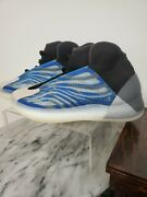 Yeezy Qntm Frozen Blue Size 10.5 Never Worn With Original Box. Free Shipping