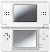 Nintendo Ds Lite Crystal White [manufacturer Discontinued]
