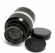 Leica 4/9 Cm Fat Elmar No. With And039aand039 Sample Patent Applied For Rare