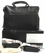 Leica M Drifter Weekender Bag By Lenny Kravitz Mint Condition