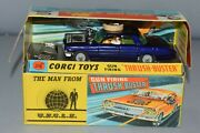 Corgi Toys 497 Man From Uncle Thrush Buster Excellent All Original Mint/vnm