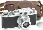 Leica Ii Later Production 1940 Very Rare No. 352900