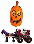 Two Halloween Party Decorations Bundle Includes 10 Foot Tall Inflatable Silly
