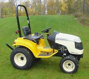 Cub Cadet Model 7254 Service, Parts, Owners And Attachments Manuals Cd-rom 10