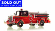 Chicago Fd 1949 Mack L Coupe Engine 68 1/50 Fire Replicas Fr077-68 Sold Out