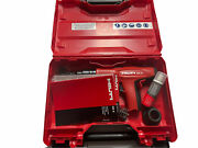 Hilti Dx 2 Powder Actuated Fastening Tool Drywall Track Fastening Concrete Tool