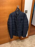 Herno Laminar Blazer - Navy - Size 52 Like A Large - Gore-tex - Rrp Gbp700