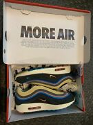 Brand New Size 10.5 - Nike Air Max 97 Sean Wotherspoon 2018 With Extra Laces
