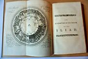 Pope's Homer, The Illiad And The Odyssey, 3 Volumes, Pub. 1760