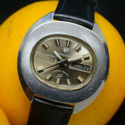 Vintage 1970s Tressa Laser Beam Automatic Watch, 21 Jewels, As 1906, Serviced