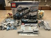 Lego Creator Maersk Train 10219 In Mint Condition