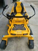 Cub Cadet Zt1 42 42 22hp Twin Zero Turn Mower 2021 + Bagger And Extras