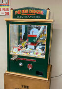 Popular Mid-century Coin-op Game For Home Entertainment Collection Or Business