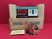 Lionel Postwar 356 Freight Station W/boxed Carts, Inserts Packet Boxed