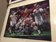 Daniel Moore Second And Twenty Six Alabama Football Collectors Edition Sold Out