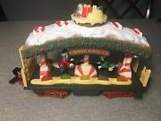 New Bright Animated Holiday Express Car - Candy Dancer- Tested 387