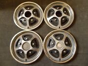 '77'78'79 Ford Bronco F-100 F-150 4x4 15 Inch Wheel Cover/hubcaps Set Of 4 Oem