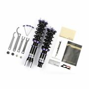 D2 Racing Rs Series Coilovers For 2014+ Mazda Mazda 6 Gj Chassis