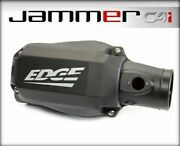 Edge Black Cold Air Intake System W/ Oiled Filter And Evo Cs2 For Ford 08-10 6.4l