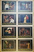 Rebel Without A Cause Original Movie Poster Lobby Cards 1955 James Dean