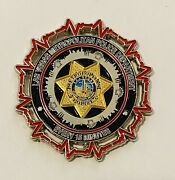Sought After-unique-las Vegas Nevada Police-police Challenge Coin