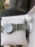 Wittnauer Mens Silver 38mm Aster Series Watch