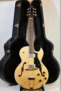 Heritage H575 Classic Antique Natural Guitar From Japan Hog322