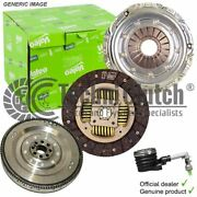 Valeo Dual Mass Flywheel And Clutch For Citroen Ds3 Hatchback 1560ccm 115hp 85kw