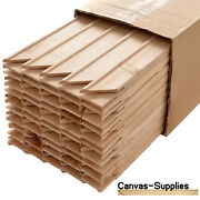 Canvas Stretcher Bars Canvas Frames Pine Wood 18mm And 38mm Thick - Sold By Box