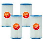 Dagueminer Pool Filters Type A Or C Replacement Filter For Intex 29000e/59900...