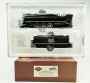 Broadway Limited Ho Scale 1282 Brass New Haven I-5 4-6-4 Steam Engine 1406