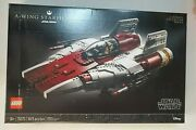Lego Star Wars A-wing Starfighter Ultimate Collector Series 75275