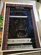 King Kong Laurent Durieux Variant Limited Edition Print Mondo 24x36 Rare