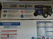 Brand New Factory Banded Duromax Xp12000eh Generator-12000 Watt Gas Or Propane
