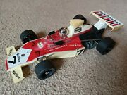 Son A1 Toys F1 Mclaren M23 Denny Hulme Vintage Tin Battery Operated Car