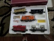 Lionel No. 44 Freight Special Electric Train Tinplate Set 800 Series O Scale