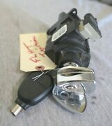 14 Harley Flhtkse Flh Touring Screamin Eagle Chrome Ignition Switch And Key Lock