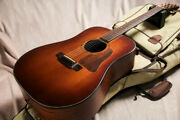 K.yairi Yw-k7 Sap Vs 2012 Acoustic Guitar With Soft Case From Japan