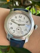Baume And Mercier Watch Capeland Automatic Mens 39mm Swiss Made Sapphire Glass